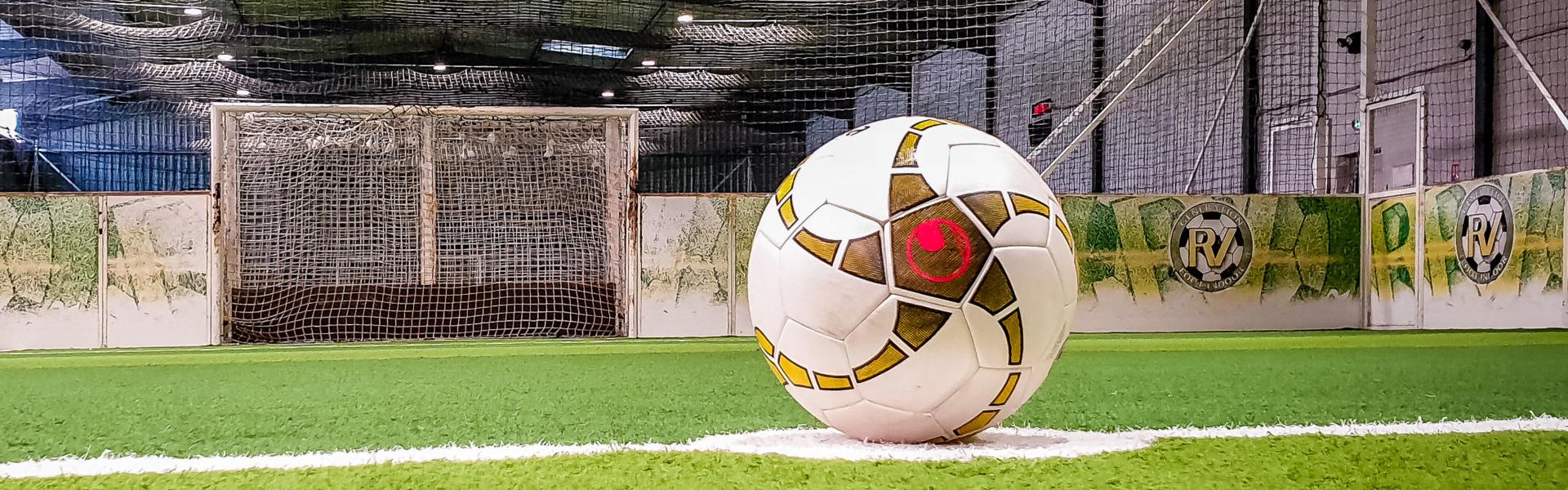 Soccer indoor